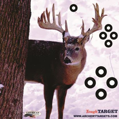Picture of Big Snow Buck Five Pack