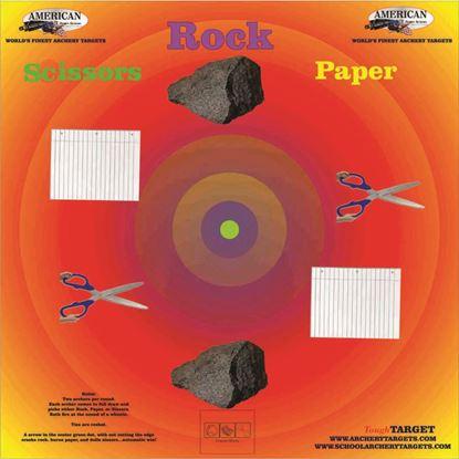 Picture of Rock Paper Scissors Set of FIVE