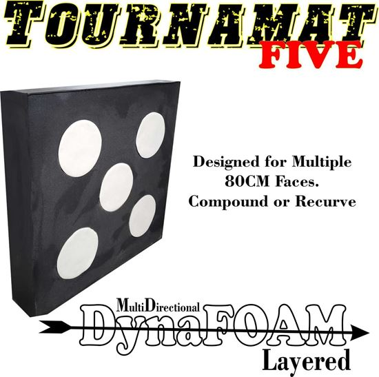 Picture of TournaMAT FIVE