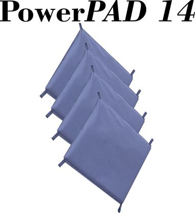 Picture of Pack of 4 Power Pad 14