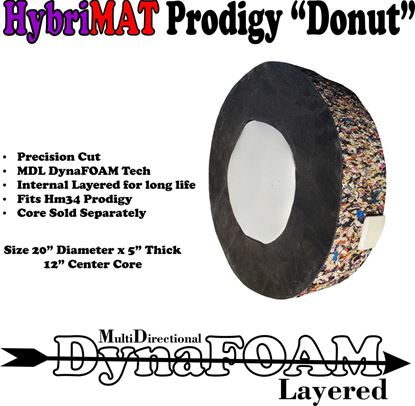 "Picture of New MDL DynaFOAM ""Donut"""