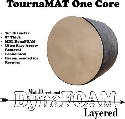 Picture of Single TournaMAT 1 Core