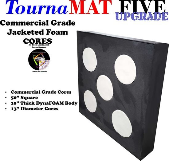 Picture of Upgraded TournaMAT Five