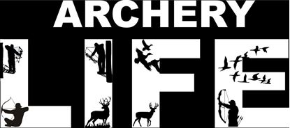 Picture of Archery Life Decal