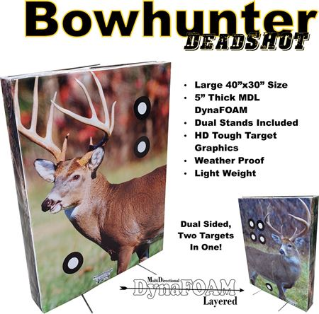 Picture for category BOWHUNTER DeadShot