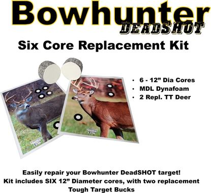 Picture of Replacement Core Kit Bowhunter DeadSHOT