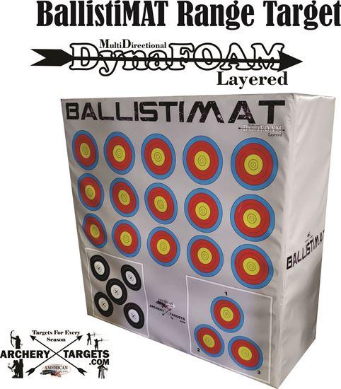 Picture of The BallistiMAT Range Target